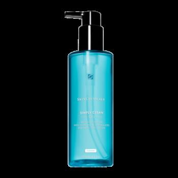 Porenverfeinerndes Reinigungsgel exfoliert und beruhigt normale Haut, Mischhaut und fettige Haut.